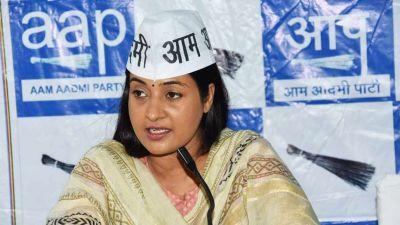 AAP विधायक अलका लांबा ने फिर लगाए आरोप, कहा पार्टी नेतृत्व मुझे करना चाहता है कमजोर