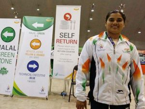 Gold Coast CWG 2018: Para-athlete Sakina Khatun conferred conditional slot