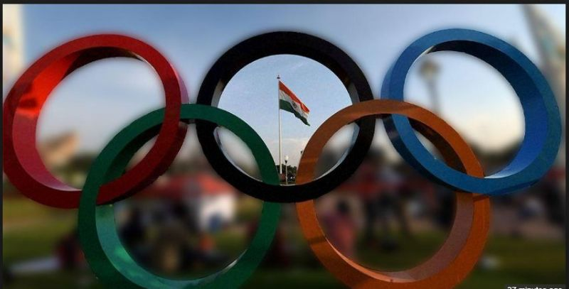 The International Olympic Committee suspended Indian applications to host future events