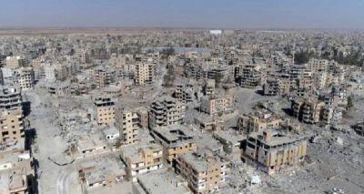 तबाही की कगार पर खड़ा सीरिया