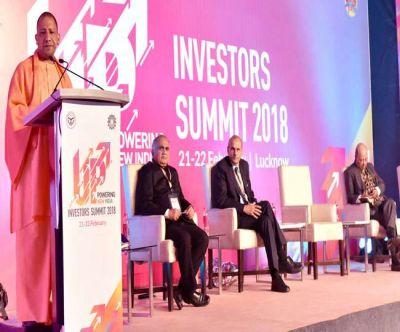 मुख्यमंत्री योगी और निवेशको के बीच सीधी बात