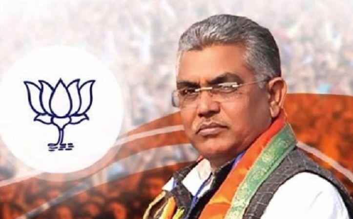 भाजपा के बंगाल अध्यक्ष पर हमला, मन की बात कार्यक्रम के लिए जा रहे थे हुगली