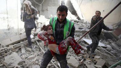 सीरिया: संघर्ष विराम पर सहमति