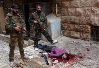 संघर्षविराम के बावजूद, सीरिया में हमले जारी