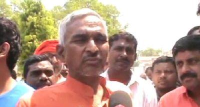बीजेपी विधायक का मुस्लिम विरोधी बयान