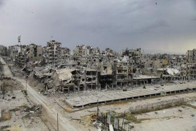 संघर्ष विराम के बाद भी सीरिया में 'दोज़ख' जैसे हालत