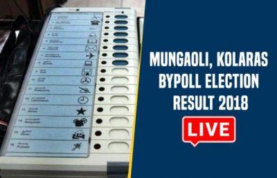 कोलारस और मुंगावली चुनाव: भाजपा को बढ़त, कांग्रेस चिंता में