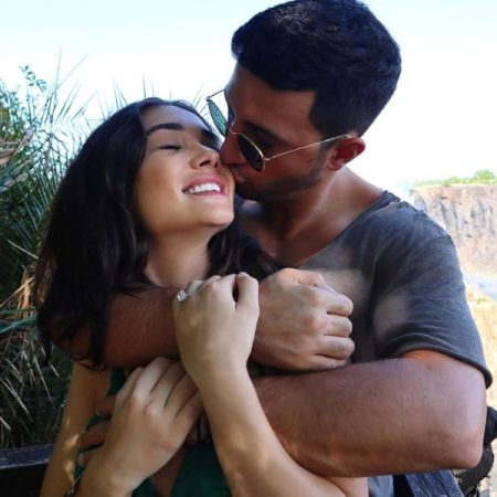 See pic -2.0 actress Amy Jackson gets engaged to businessman beau George Panayiotou on the first day of 2019