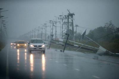 थाईलैंड के बाद अब अंडमान की ओर मुड़ा चक्रवाती तूफान 'पाबुक'