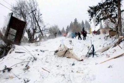 हिमस्खलन का तांडव, बीआरओ समेत 7 लोग मौत