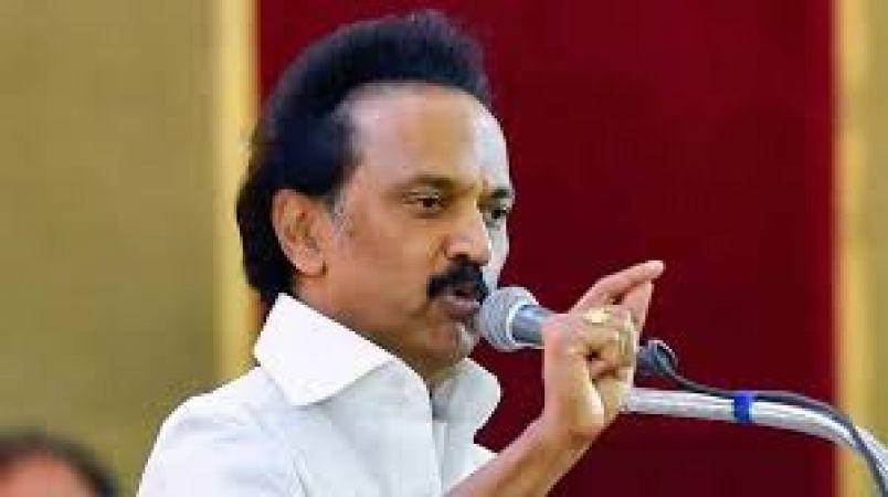 द्रमुक प्रमुख का बड़ा ऐलान, भाजपा के साथ कभी नहीं होगा गठबंधन