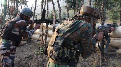 पाकिस्तान ने फिर तोड़ा संघर्षविराम, एक मेजर और एक जवान घायल