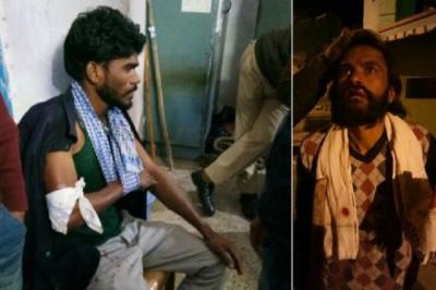 भाजपा-कांग्रेस कार्यकर्ताओं की मुठभेड़ के बाद कर्फ़्यू