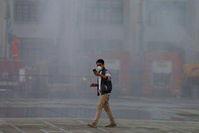 बैंकॉक का प्रदूषण का स्तर घटाएगी कृत्रिम बारिश