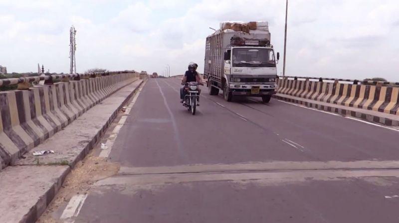 राजनितिक विवादों के चलते 4 माह से बंद पड़ा है राजस्थान का ये अहम् ब्रिज