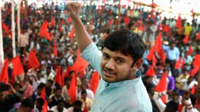 क्या देशद्रोह मामले में फंसने के बाद भी कन्हैया कुमार को टिकट देगी राजद ?