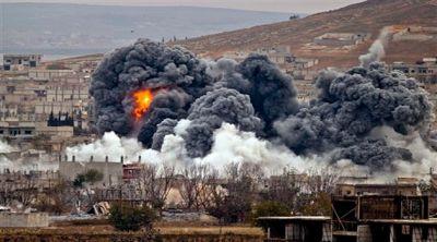 सीरिया में जारी है इस्लामिक स्टेट का आतंक, तीन अमेरिकी सैनिकों को बम से उड़ाया