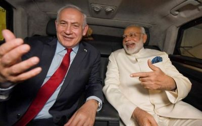 All you want to know about Prime Minister Narendra Modi and his Israeli counterpart Roadshow in Ahmedabad