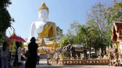 थाईलैंड: मुस्लिम बाहुल्य इलाके में बौद्ध मंदिर पर हमला,दो भिक्षुओं की मौत, दो घायल