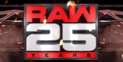 What happen after Raw went off-air: WWE Raw 25 anniversary