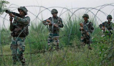 पाकिस्तान ने सीमा पर फिर तोड़ा संघर्षविराम, भारतीय चौकियों पर दागे मोर्टार