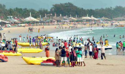 गोवा में उपद्रव मचाना पर्यटकों को पड़ेगा भारी, लगेगा इतना जुर्माना