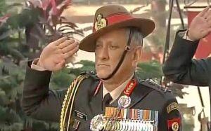 घबरायें नही हम हमेशा शहीदों के परिवार के साथ है-  सेना प्रमुख विपिन रावत