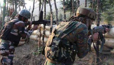 सुरक्षाबलों के तलाशी अभियान से बौखलाकर पाकिस्तान ने फिर किया संघर्ष विराम का उल्लंघन