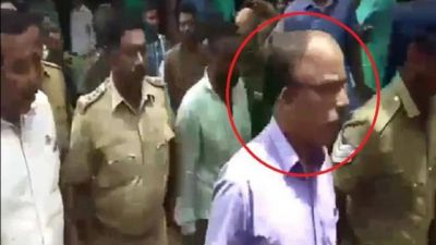 Angry mob beats Headmaster for sexually harassing child at school