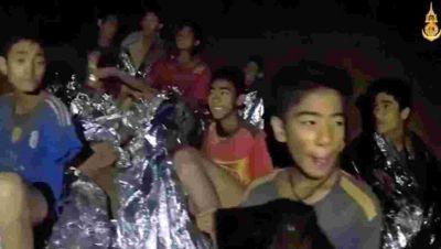 थाईलैंड: गुफा में फ़से बच्चों में शामिल है एक विलक्षण बच्चा भी