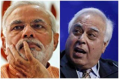 जनता अब BJP को 'लिंच पुजारी' कह रही है : सिब्बल