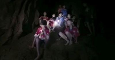 थाईलैंड: 6 लड़कों को सुरक्षित बचाने के बाद अधिकारी बोले