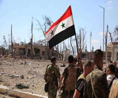 इराक में IS के आतंक का अंत, सेना ने इराकी झंडा फहराया
