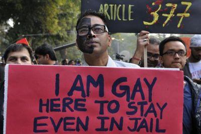 धारा 377 पर केंद्र सरकार पीछे हटी