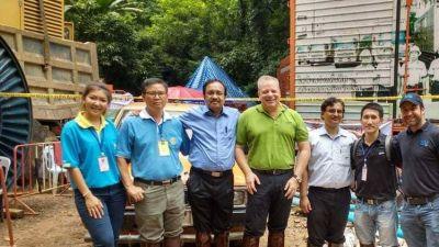 थाईलैंड की गुफा से बच्चों को निकालने में भारत का भी योगदान