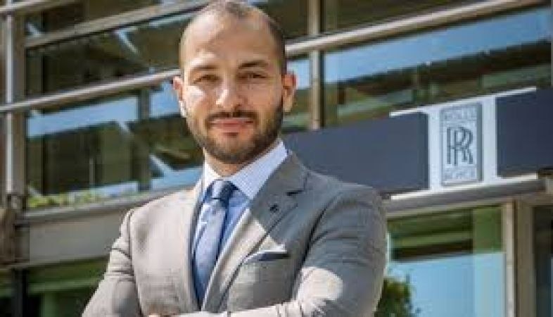 Rami Joudi appointed as the new PR & Communications Manager at Rolls-Royce