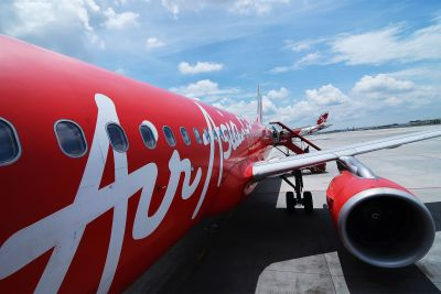 Newborn baby found dead on Air Asia flight, police investigation continues