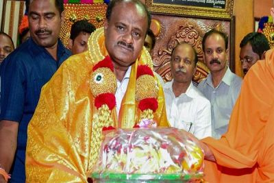 भगवान अयप्पा के कारण बना हूं CM : कुमारस्वामी