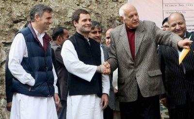 राहुल के समर्थन में अब्दुल्ला, चाहत 2019 में बनें PM