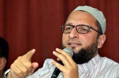 If Modi can go sit in a cave, we Muslims can prayers in mosques: Asaduddin Owaisi
