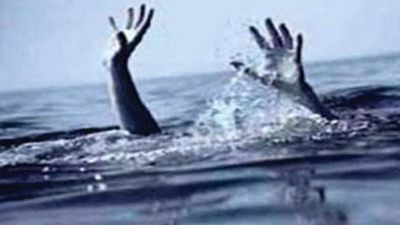 A painful accident in Madhya Pradesh, three people of the same family drown in Narmada