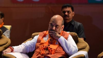 Amit Shah takes charge as Home Minister, will met IB officials