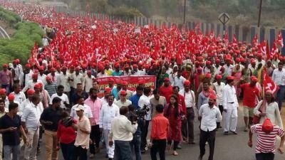 महाराष्ट्र में किसान फिर उतर सकते है सड़कों पर