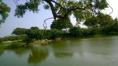 400 years ago, by the taunts of Devar, the angry woman dug a pond, even not get dry till date