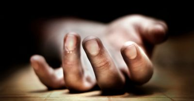 Woman died due to suffocation in Sampark Kranti Express