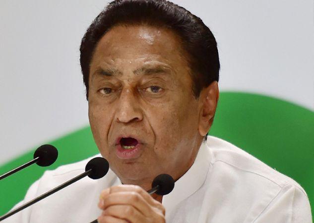 दमोह में भाजपा की हार पर बोले पूर्व मुख्यमंत्री कमलनाथ- 'जनता को झूठ बोलकर...'