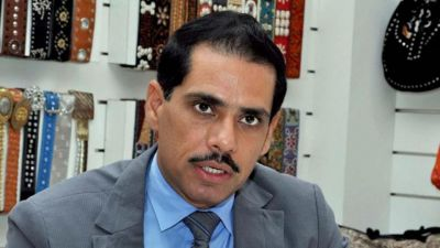 The court did not allow Robert Vadra to go to London