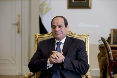 अब्दुल फतह दूसरी बार बने मिस्र के राष्ट्रपति