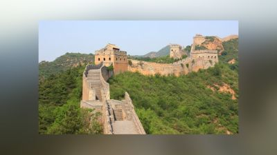 The limit of visitors of Great Wall of China is restricted to 65,000