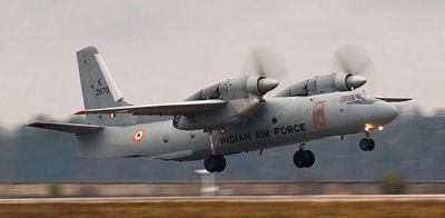 Air Force Plane Carrying 13 Missing After Taking Off From Assam